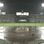クライマックスシリーズ広島vs横浜|雨の場合のルール!日本シリーズ進出は?